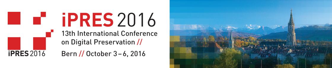 iPres 2016 logo