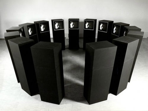 Exhibition view of 'A las cinco de la tarde'. Picture: Marie-Jo Lafontaine.
