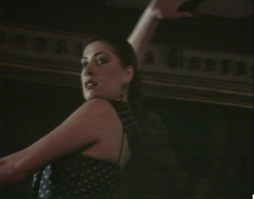 Still frame from 'A las cinco de la tarde'.