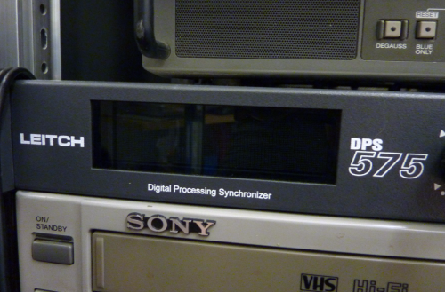 A Leitch DPS 575 A/D converter. Photo:PACKED vzw.