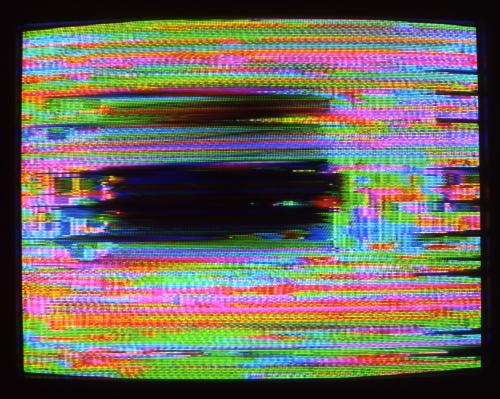 Bill Viola, Information, 1973 Videotape, color, mono sound; 29:35 minutes Produced at Synapse Video Center, Syracuse University, Syracuse, New York Photo: Kira Perov