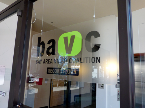 BAVC offices in San Francisco.