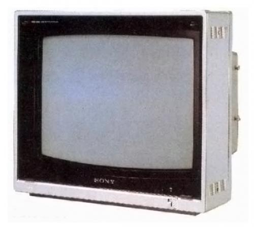 SONY KXSP21 monitor. Picture:source: www.audioidiots.com