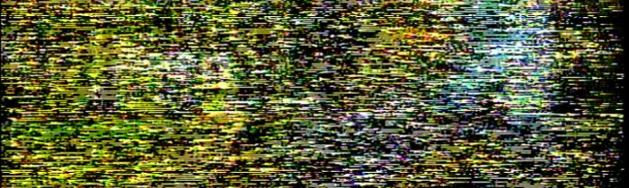 Video Head Clog artifacts from the A/V Artifact Atlas.