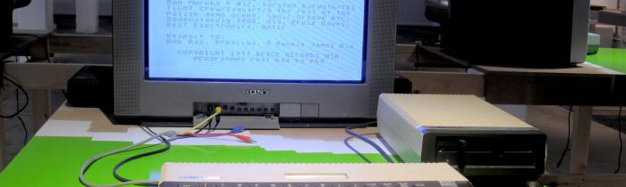 <small><i>The 8-Bit Construction Set Atari Data</i> by Paul B. Davis. Photo: iMAL.</small>