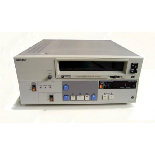 SONY VP7040 U-matic player.